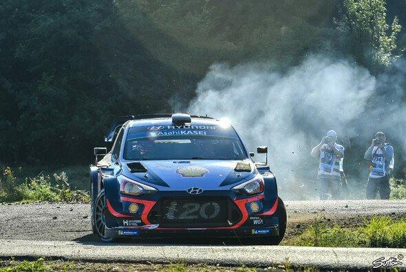 Zum 37. Mal wird die Rallye Deutschland ausgetragen - Foto: Sutton