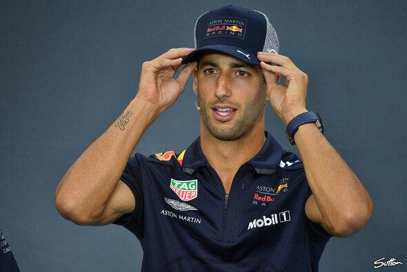 Daniel Ricciardos Wechsel von Red Bull zu Renault sorgte für die Schlagzeile des Sommers - Foto: Sutton