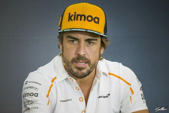 Fernando Alonso will ein Red-Bull-Angebot für 2019 ausgeschlagen haben - Foto: Sutton
