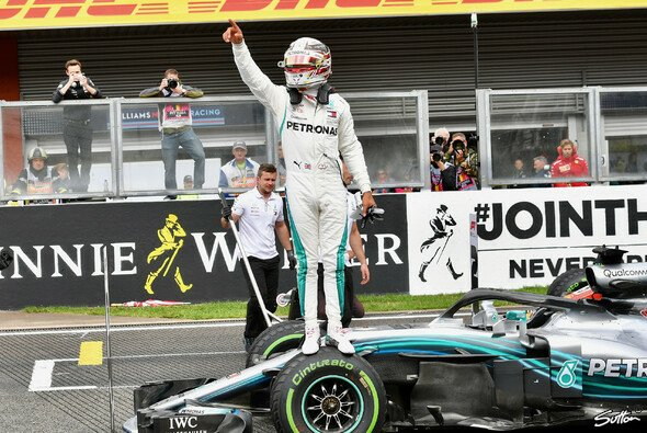 Heute im Live-Ticker: Qualifying-Tag in Spa, Lewis Hamilton holt die Pole - Foto: Sutton