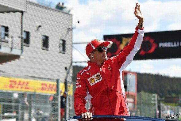 Kimi Räikkönen fährt 2019 nicht mehr für Ferrari - Foto: Sutton
