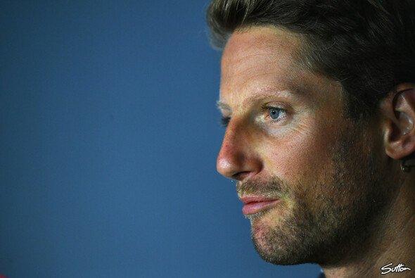 Romain Grosjean kollidierte in Austin mit Charles Leclerc und ist jetzt gefährlich nah an einer Rennsperre - Foto: Sutton