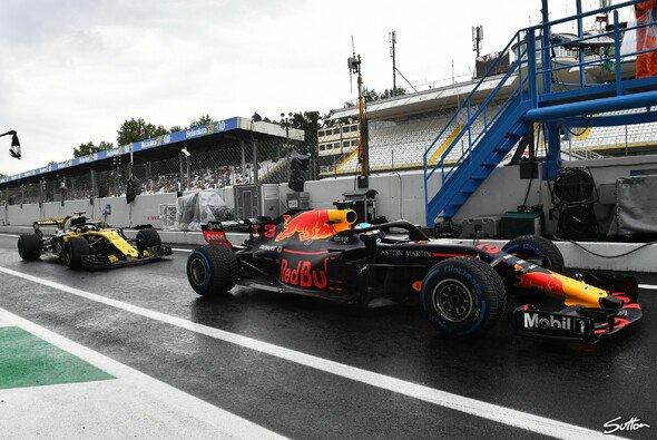Red Bull wechselt in Monza wieder Motoren, eine neue Renault-Spezifikation soll helfen - Foto: Sutton