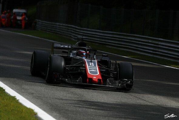 Renault hält den Haas von Romain Grosjean für illegal - Foto: Sutton