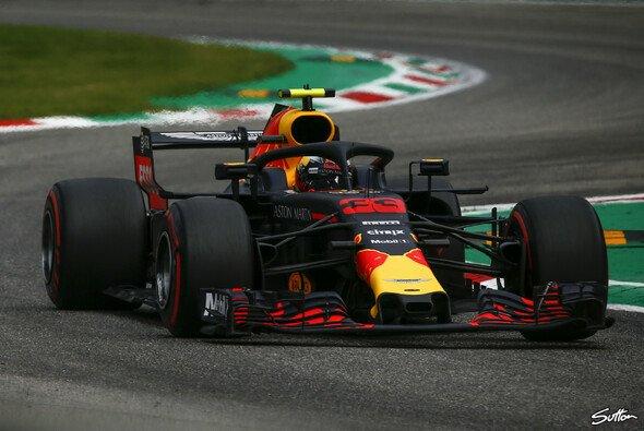 Red Bull sieht sicht nach Monza-Debakel im Qualifying selbst in Singapur nicht mehr als Favorit - Foto: Sutton