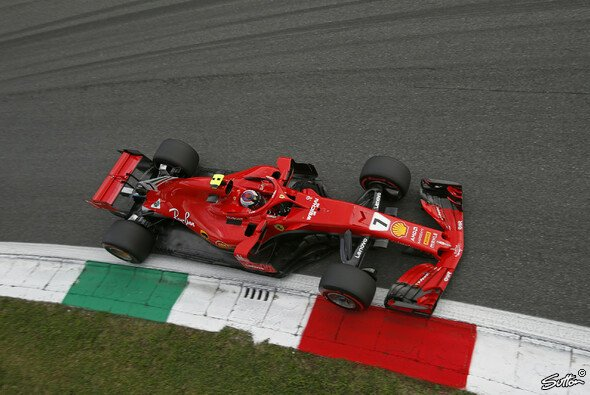 Kimi Räikkönen hat in Monza einen neuen Rekord aufgestellt - Foto: Sutton