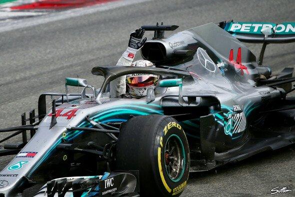 Heute im Live-Ticker: Lewis Hamilton siegt in Monza nach Kollision mit Vettel - Foto: Sutton