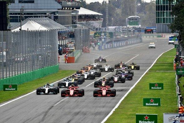Die Formel 1 in Italien - Foto: Sutton