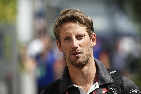 Romain Grosjean hält wenig vom Strafpunktesystem der Formel 1 - Foto: Sutton