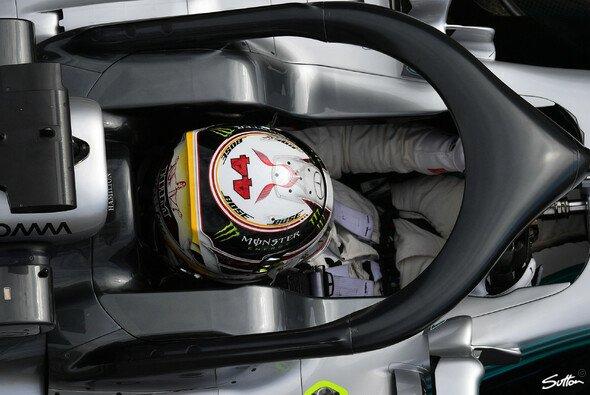 Mercedes im 2. Freien Training in Sotschi klar vorne - Foto: Sutton