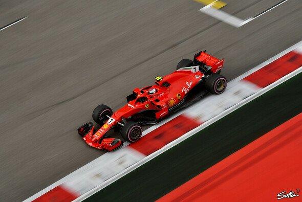 Hat Ferrari noch Chancen auf den Sotschi-Sieg? - Foto: Sutton