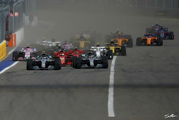 Der Russland GP wird wohl auch 2019 ein klares Einstopp-Rennen - Foto: Sutton