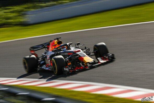 Daniel Ricciardo kämpfte sich beim Formel-1-Rennen in Suzuka grandios durchs Feld - Foto: Sutton