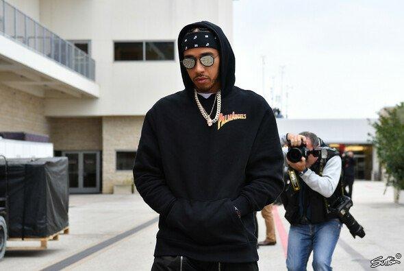 Für Mercedes-Pilot Lewis Hamilton ist Austin wie das zweite Wohnzimmer im Formel-1-Kalender - Foto: Sutton