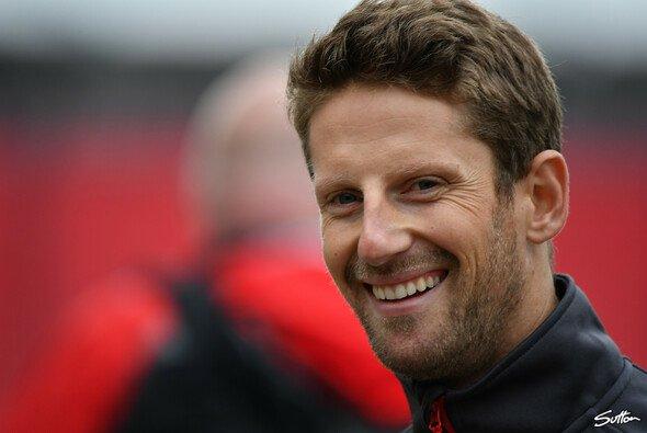 Ende gut, alles gut: Romain Grosjean hat in Saisonhälfte zwei seine eigene Ehre gerettet - Foto: Sutton