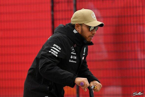 Lewis Hamilton will aus der F1 flüchten sollte der Rennkalender explodieren - Foto: Sutton