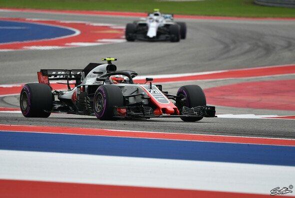 Kevin Magnussen wurde in Austin disqualifiziert - Foto: Sutton