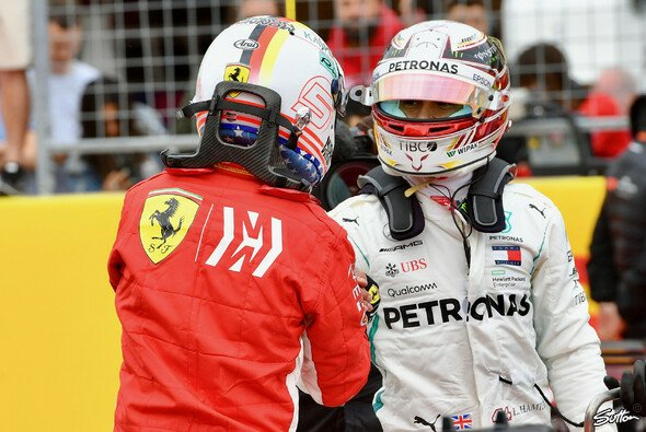 Qualifying zum USA-GP, Hamilton schlägt Vettel im Pole-Showdown - Foto: Sutton