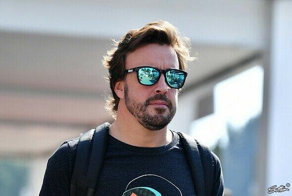 Fernando Alonso würde 2019 auch mit einem konkurrenzfähigen Auto nicht weiter Formel 1 fahren - Foto: Sutton
