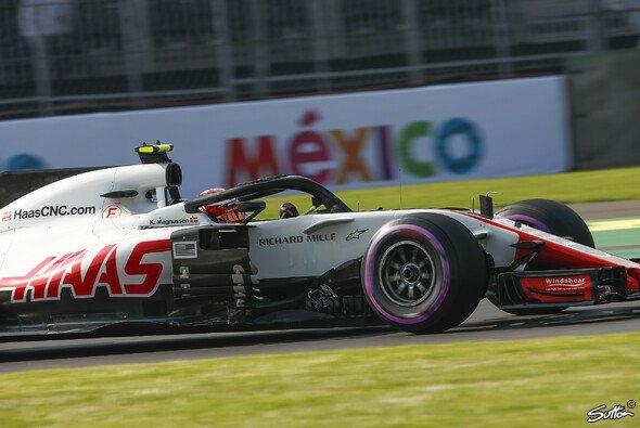 Mexiko und Haas, das passt auch in der Formel-1-Saison 2018 nicht zusammen - Foto: Sutton
