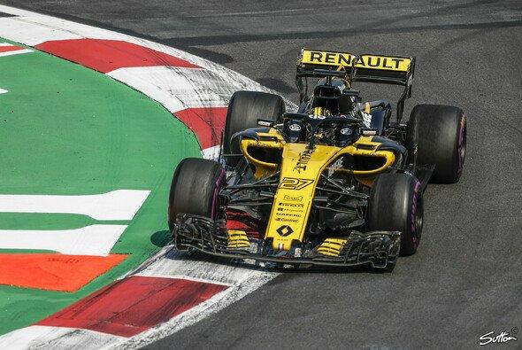 Renault sieht sich in Mexiko nicht in der Position, gegen Ferrari und Mercedes zu kämpfen - Foto: Sutton