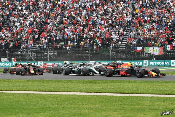 Formel 1 Mexiko Live Stream