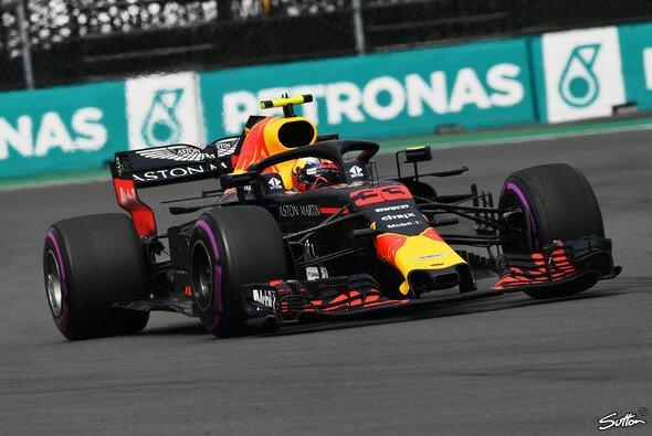 Max Verstappen fuhr beim Formel-1-Rennen in Mexiko einen ungefährdeten Sieg ein - Foto: Sutton