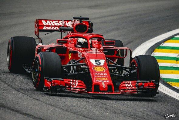Für das Rennen in Interlagos präferieren die Fahrer die weichen Reifen - Foto: Sutton