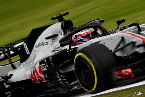 Haas ist im Formel-1-Mittelfeld in Brasilien wieder zurück an der Spitze - Foto: Sutton