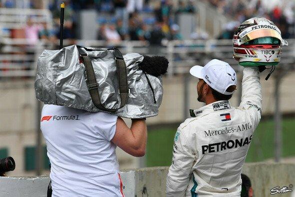 Die TV-Zuschauer blieben der Formel 1 2019 treu - Foto: Sutton