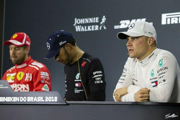 Pressekonferenzen soll es ab 2019 auf F1 TV geben - Foto: Sutton