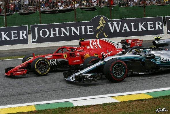 Ferrari schlägt Mercedes, zumindest bei der Preisgeldverteilung der Formel 1 - Foto: Sutton