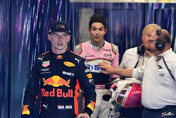 Max Verstappen erklärt, was ihn an Esteban Ocon so aufregte - Foto: Sutton