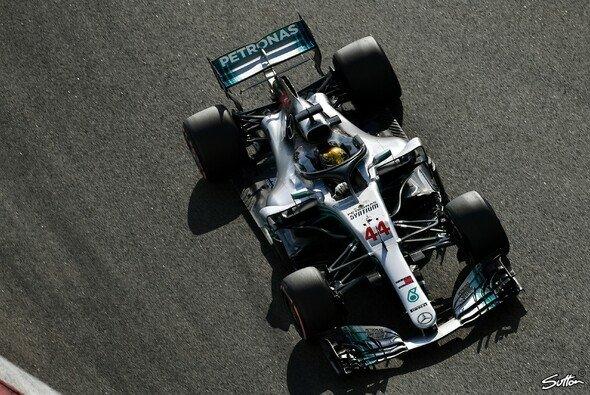Weltmeister Lewis Hamilton hat das Finale der Formel-1-Saison 2018 in Abu Dhabi gewonnen - Foto: Sutton