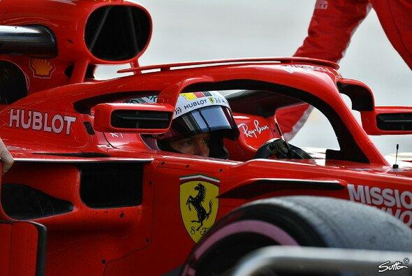 Sebastian Vettel beendete seine Formel-1-Saison bei den Testfahrten in Abu Dhabi an der Spitze - Foto: Sutton