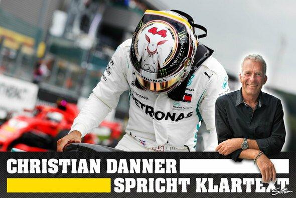 Christian Danner blickt zurück auf die Formel-1-Saison 2018 - Foto: Sutton