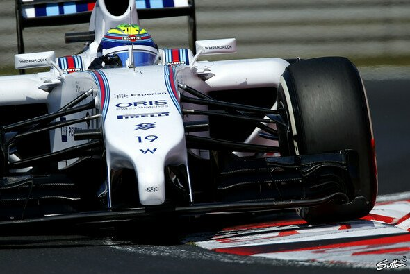 Felipe Massa: Platz 10 im 2. Training - Foto: Sutton