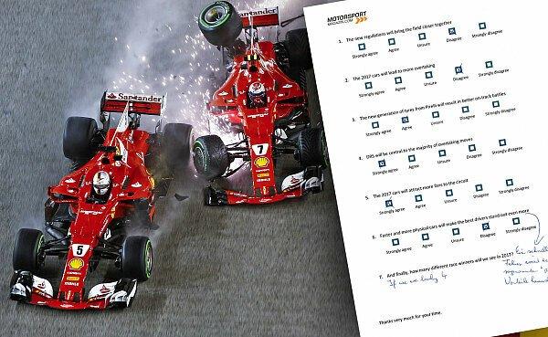 Die Motorsport-Magazin.com-Leser sind gefragt: Wie war die Formel-1-Saison 2017?, Foto: Sutton