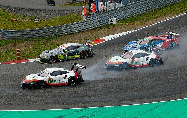 Der Fahrer-WM-Titel in der GTE-Pro-Klasse ist am härtesten umkämpft, Foto: Porsche