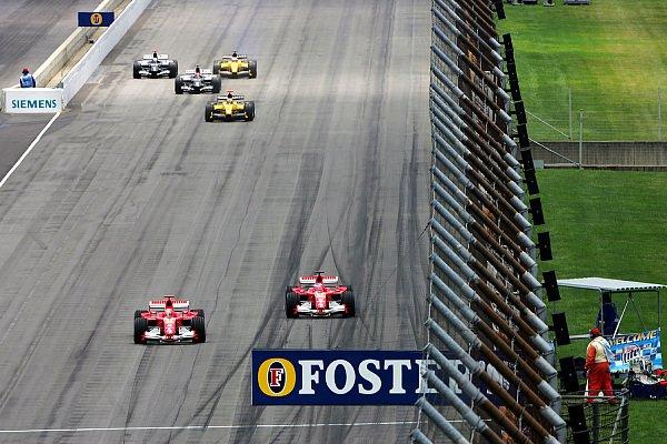 Formel 1 heute vor 15 Jahren: USA GP wird zum Schandfleck