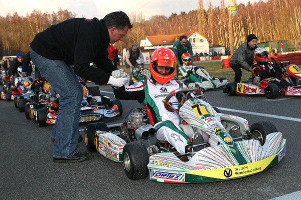 Michael Schumacher lernte auf dem Erftlandring das Kartfahren, Foto: KSM Motorsport