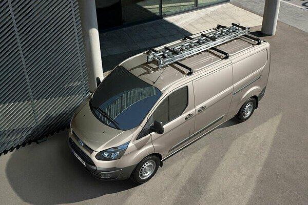 Ford Prasentiert Transit Custom Und Tourneo Custom Auto