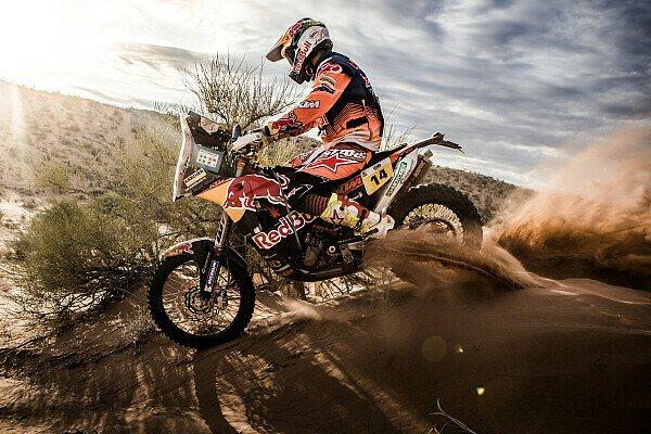 Alle Fahrer träumen vom Sieg bei der Rallye Dakar, Foto: KTM
