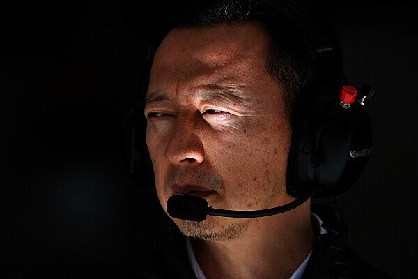 Yusuke Hasegawa wird aus dem F1-Projekt zurückgezogen, Foto: Sutton