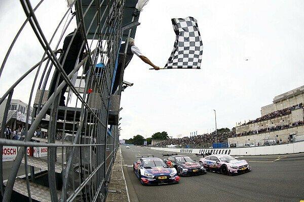 Mattias Ekström - wer kann ihm beim DTM-Finale in Hockenheim aufhalten?, Foto: DTM