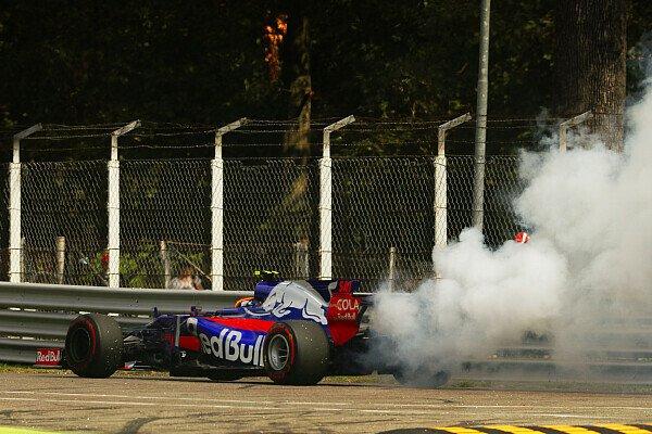 Fernando Alonso macht Toro Rosso angesichts des Honda-Deals für die Formel-1-Saison 2018 nur wenig Mut, Foto: LAT Images