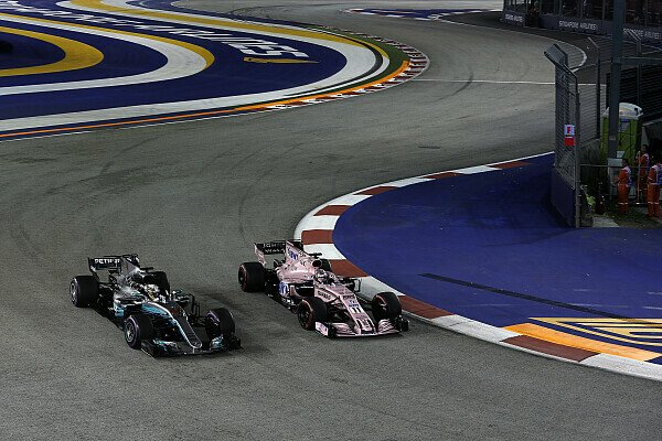 Force India will die Spitze attackieren, Foto: Sutton