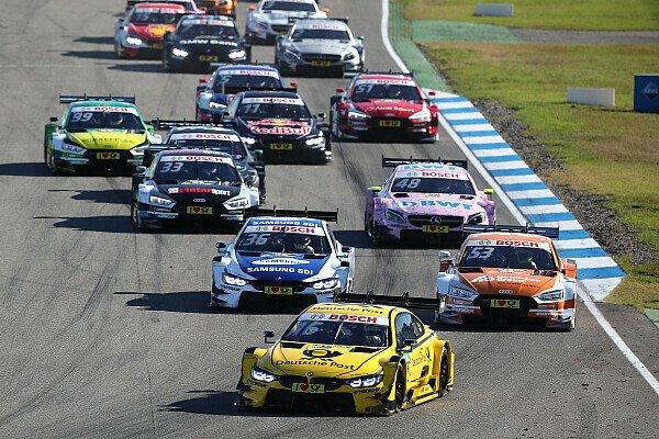 Die DTM startet und beendet ihre Saison auch 2018 in Hockenheim, Foto: DTM