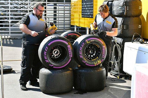 Pirelli-Mitarbeiter wurden in Brasilien überfallen, jetzt cancelt der Reifenhersteller eine Testfahrt, Foto: Sutton