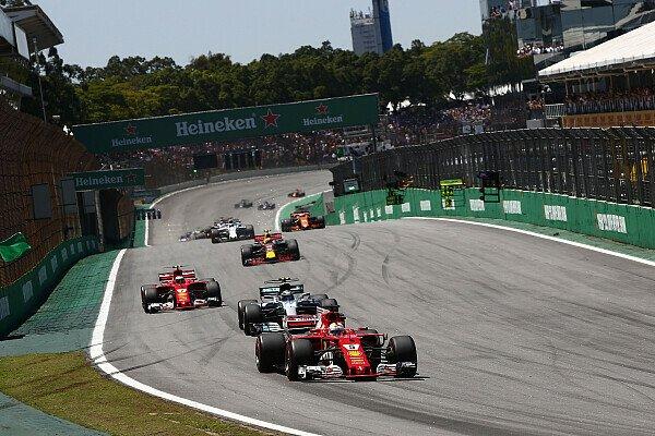 Ferrari setzt Sebastian Vettel und Kimi Räikkönen in Abu Dhabi auf dieselbe Reifenstrategie, Foto: LAT Images